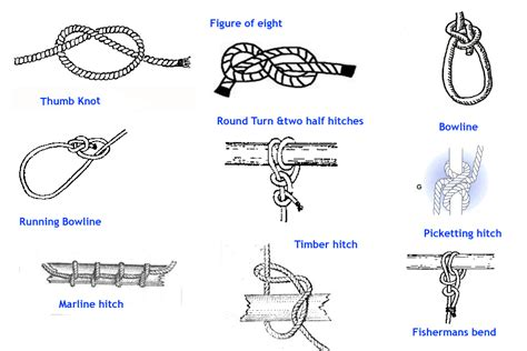 Different Types Of Bracelet Knots - types of knots pictures to pin on pinsdaddy