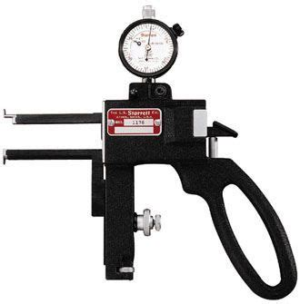 starrett dial indicator groove gage 1175 series | willrich