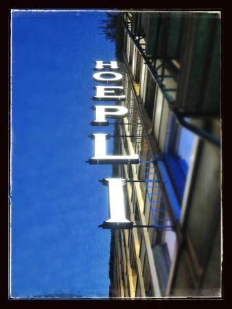 libreria hoepli insegna foto di libreria hoepli tripadvisor