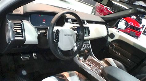 land rover inside 2016 2016 range rover sport svr interior the fast lane car