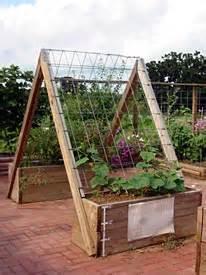 Vertical Garden Trellis Musings Of A Glamourpuss Vertical Gardening