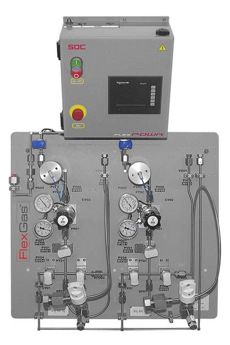 Panel Gas Flexgas Gas Panel Controller Sdc 174