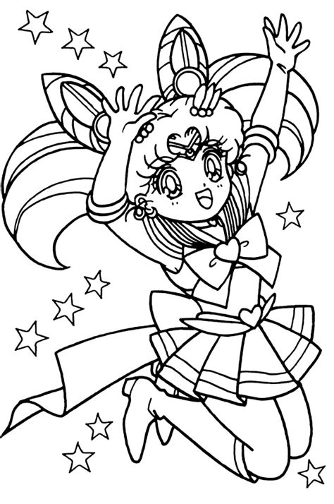 sailor moon coloring book sailor moon sailor coloring book chic pixel