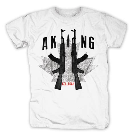 Anchorage Alaska Records Selfmade Records Shop Ak Kollegah T Shirt Merch