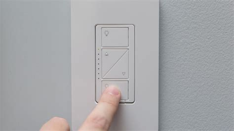 smart light switch home lutron caseta in wall wireless smart lighting kit review