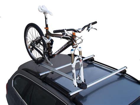 menabo bike rack bike pro bike mount roof bars rack fork