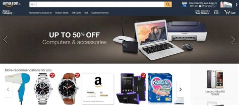 amazon online india best online shopping websites in india to shop right now