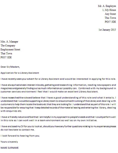 library shelver cover letter library assistant cover letter exle icover org uk