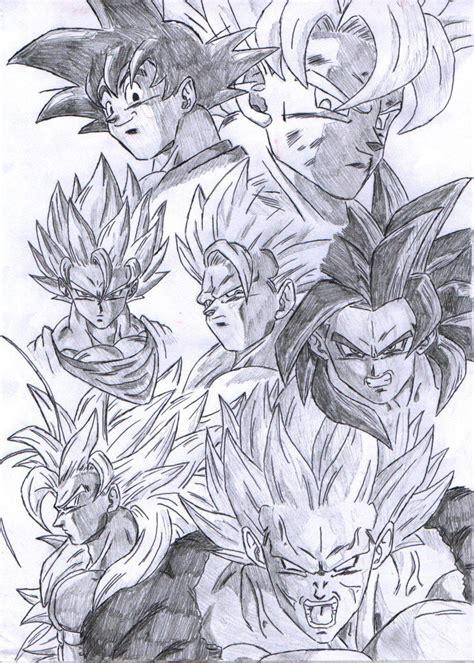 imagenes impresionantes anime dibujos a lapiz impresionantes