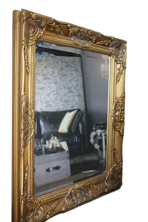 spiegel gold barock spiegel barock gold landhaus