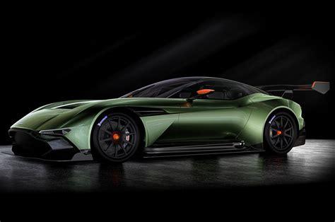 aston martin vulcan front aston martin vulcan first look motor trend