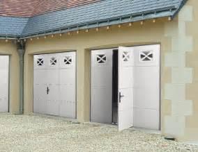 porte de garage sectionnelle brico depot pas cher