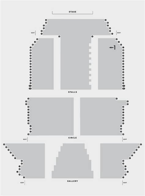 Opera House Seating Plan Manchester Rotten Scoundrels Opera House Atg Tickets