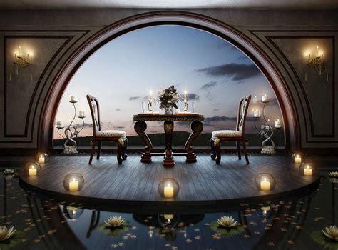 romantic fairy tale dining room interior design ideas