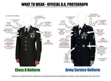 us army class a uniform measurements uniform ranks boyd anderson high school jrotc