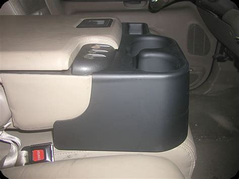 Truck Accessories Center Console New 99 01 Ford Duty Truck Center Console Cupholder F