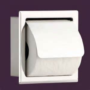 Recessed Toilet Paper Holder With Shelf by Recessed Stainless Stainless Steel Toilet Tissue Holder