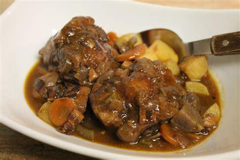 oxtail stew recipe dishmaps