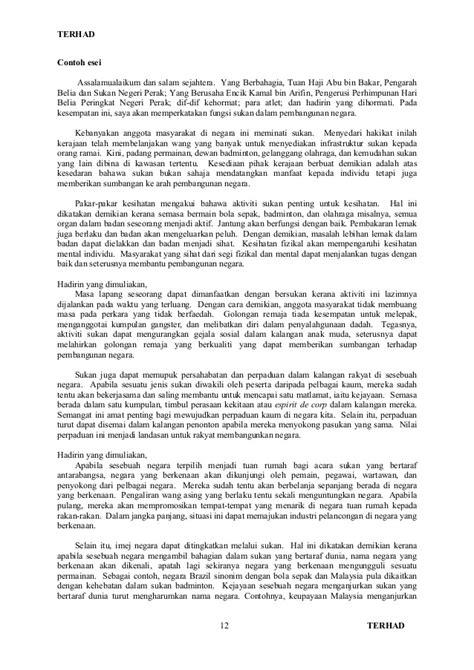 format berita pt3 contoh karangan pelancongan lauras stekkie