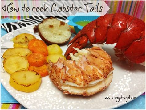 how to cook lobster tails recipe lobster tails