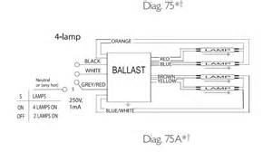 t5 4 bulb ballast wiring diagram get free image about wiring diagram