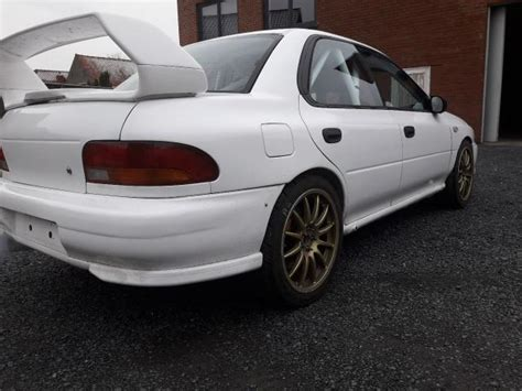 subaru gc8 rally subaru impreza gc8 1996 rally cars for sale racemarket