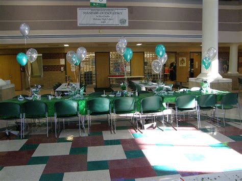 Banquet Decorations by Mulvane High School Football Photo Gallery 2017