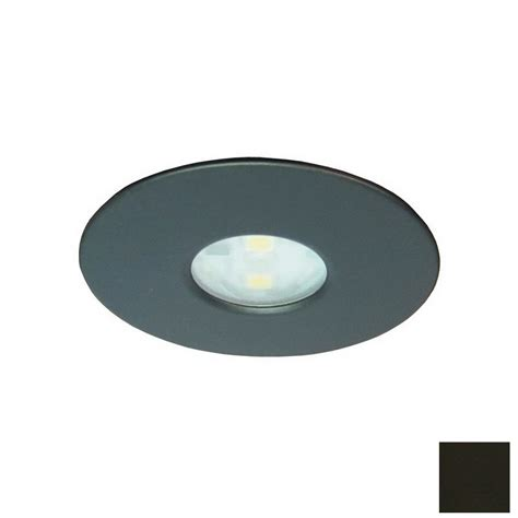 Shop Dals Lighting 2 63 In Hardwired Plug In Under Cabinet Cabinet Lighting Puck