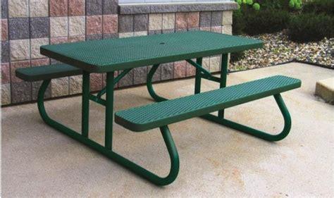 plastic coated picnic tables heavy duty plastic coated picnic tables treetop products