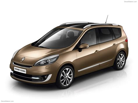 renault grand scenic renault scenic and grand scenic 2012 car wallpaper