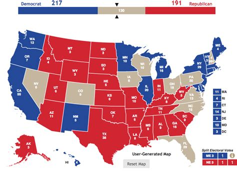 electoral college swing states swing states states that can decide the 2016 presidential