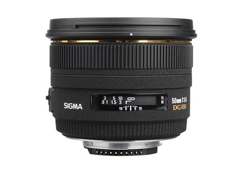 Sigma 50mm F1 4 Dg Hsm A For Nikon sigma 50mm f1 4 ex dg hsm digitalrev