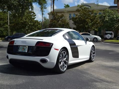 Pre Owned Audi R8 by Buy Used 2009 Audi R8 Certified Pre Owned Special Edition