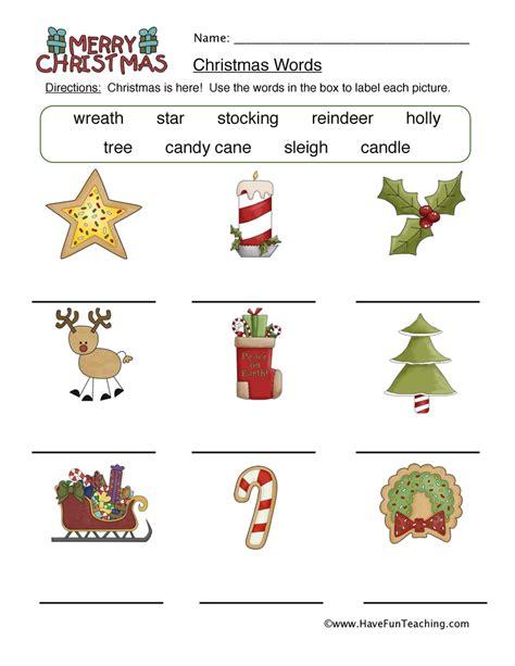 christmas worksheets christmas worksheets have fun teaching
