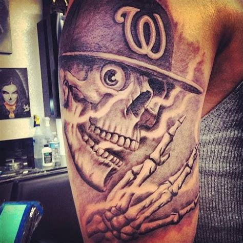 westside skull tattoos
