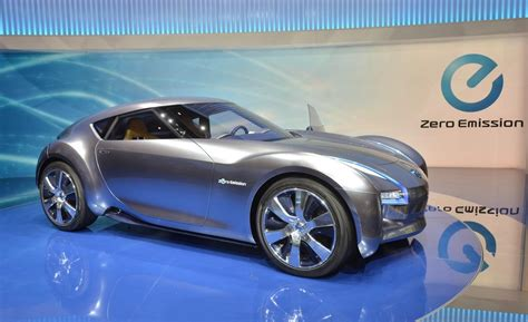nissan small sports car image gallery nissan sports car concept