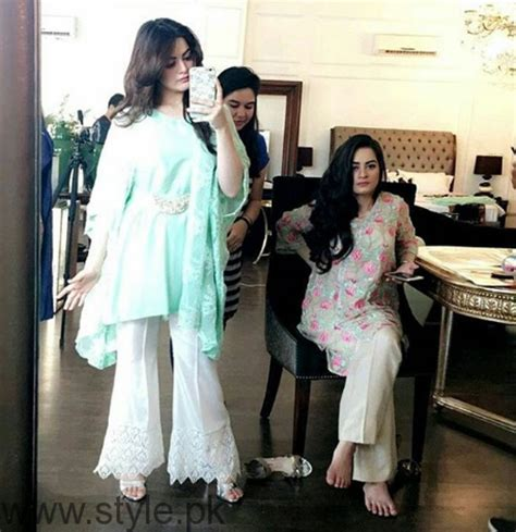 aiman khan and minal khan's photoshoot for agha noor