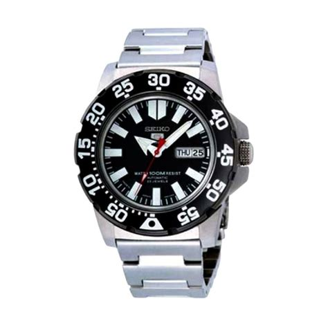 Jam Tangan 5 11 Black Hitam jam tangan seiko hitam jam simbok