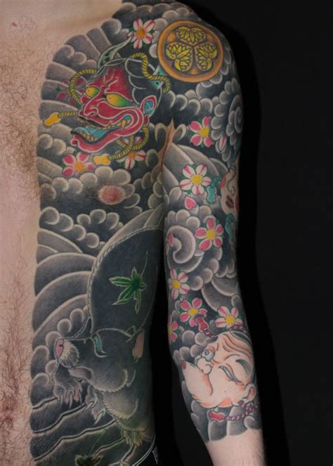 japanese bodysuit tattoo designs japanese bodysuit white