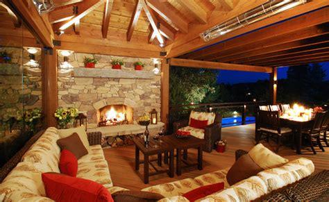 life room outdoor living diy network s new show mega decks features infratech