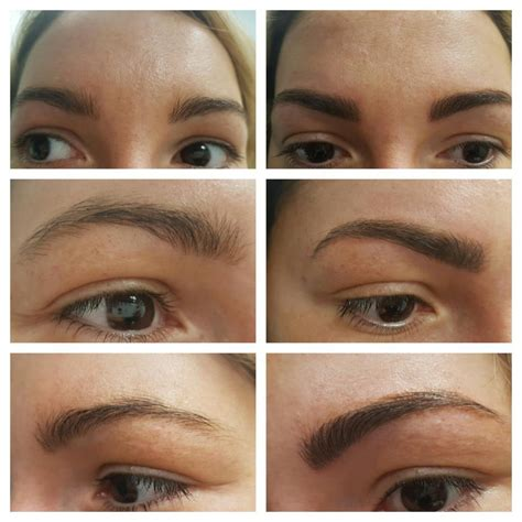 hair and makeup eastbourne microblading in eastbourne