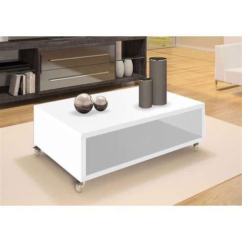 mesa centro sala escolha uma bela mesa de centro branca para sala bem bacana