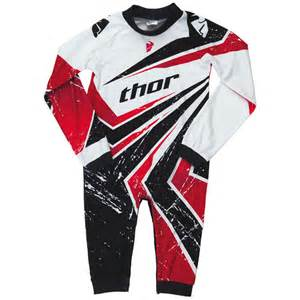 Thor motocross wedge infant pajamas closeout motorcycle superstore