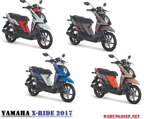 Shockbreaker X Ride 2017 Yamaha X Ride Facelift 2017 Cuma Ganti Warna Explorer