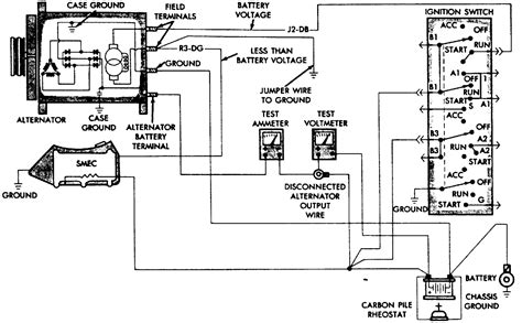 hj75 alternator wiring diagram wiring diagram