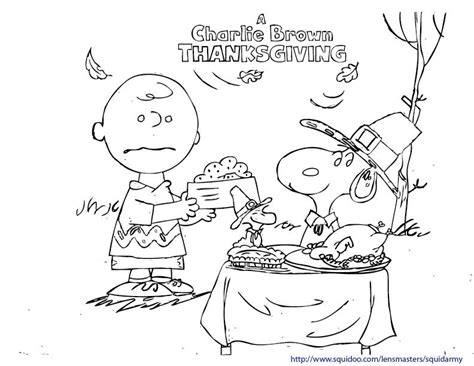 thanksgiving coloring page peanuts snoopy thanksgiving free clip art 43