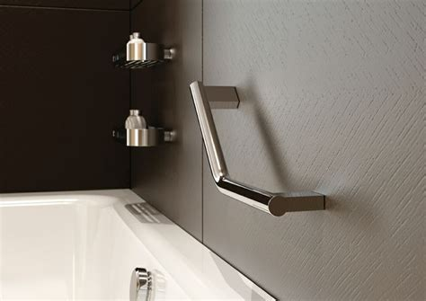 25 best ideas about bathroom grab rails on