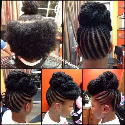 weave pompadour 983 best images about natural hair styles on pinterest
