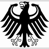 German Coat Of Arms Black And White | 1920 x 1792 png 188kB