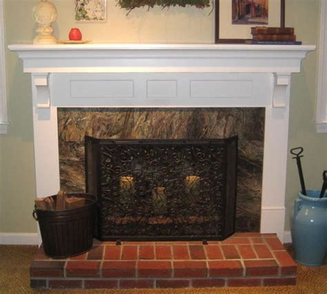 17 best ideas about fireplace mantel kits on